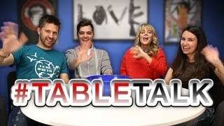 Daily Grace, Name Changes, and Terrible Movies! #TableTalk