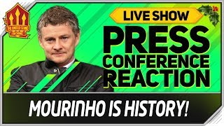 Solskjaer Press Conference reaction! Manchester United vs Brighton | Man Utd News