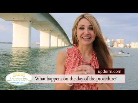 Bradenton Medical Spa - What to expect on the day of your procedure