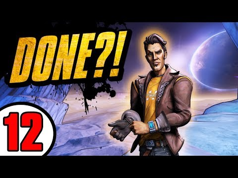 FINISHED JACK-ing?! - Road to Handsomeness - Day 12  [Borderlands - TPS]