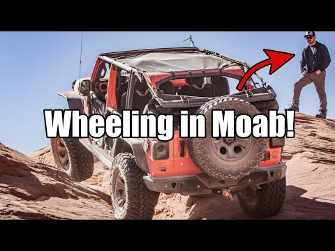 Wheeling the White Wash Sand Dunes with Truck Hero