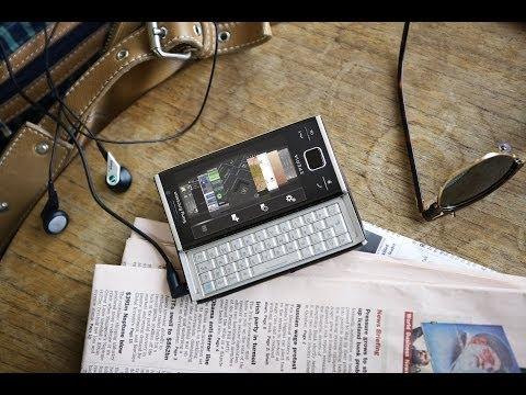 Обзор коммуникатора Sony Ericsson Xperia X2