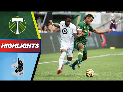 Portland Timbers vs. Minnesota United FC | Crucial Playoff Points Dropped! | HIGHLIGHTS