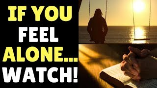 What To Do When You Feel Alone, Lonely, And Left Out By Your Friends (Law of Attraction Advice)