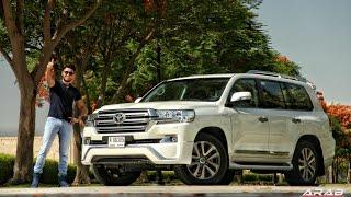 Toyota Land Cruiser تويوتا لاندكروزر 2016