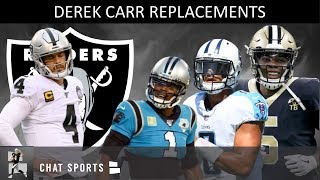 Derek Carr Replacements: 9 Quarterbacks The Las Vegas Raiders Could Trade For Or Sign In 2020