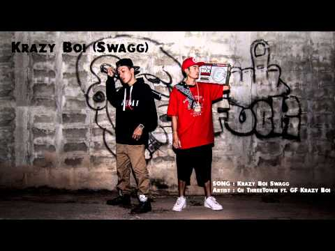 Krazy Boi (Swagg) CH Three town &GF Krazy Boi