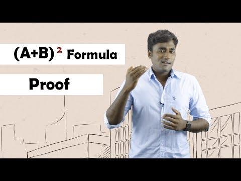 Download A+B^2 formula proof. |Tamil | LMES #55 Mp4 baru