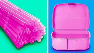 43 IDEAS HOW TO REUSE PLASTIC AT HOME