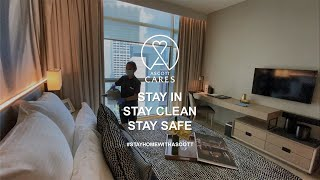 Ascott Cares: Stay In, Stay Clean, Stay Safe
