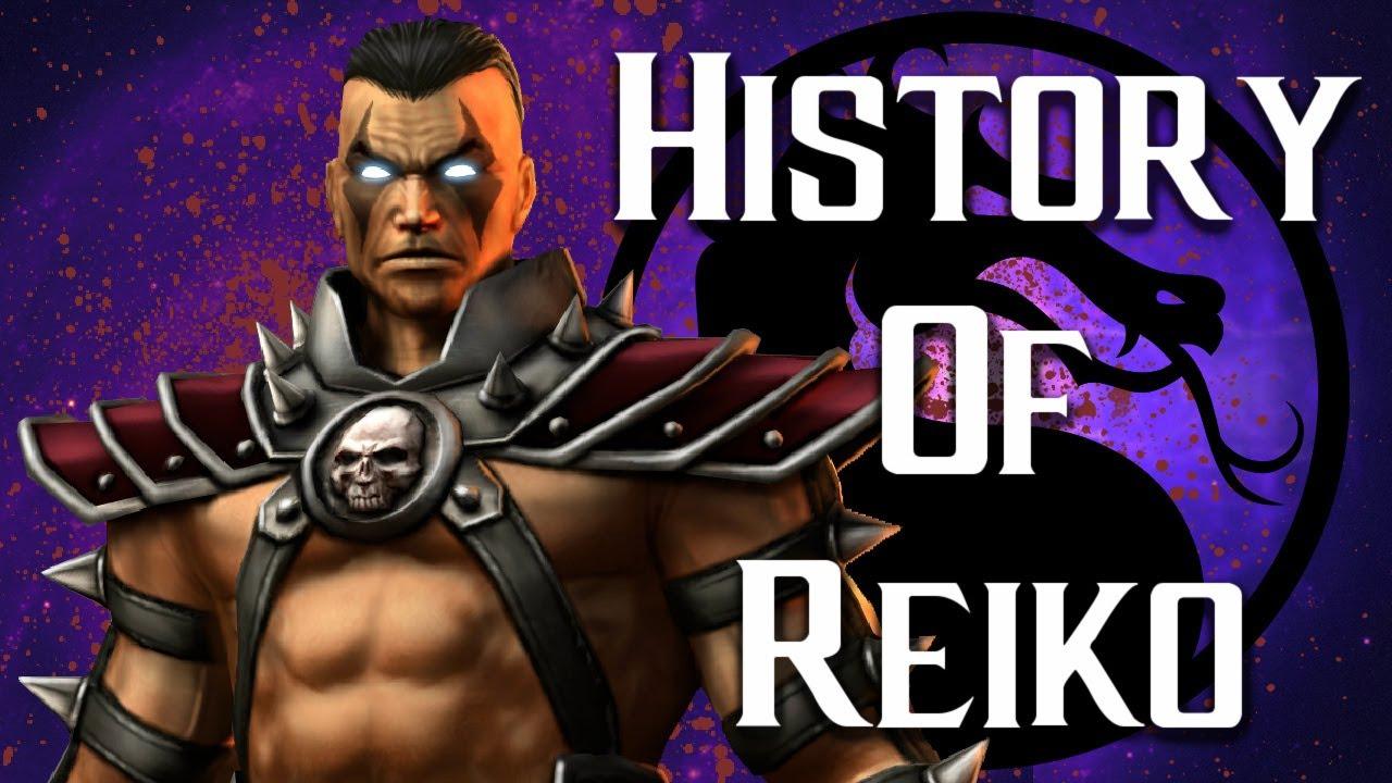 Download History Of Reiko Mortal Kombat 11 REMASTERED