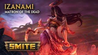MOBA Third Person - Dewi Kematian Izanami - SMITE Battle of Gods
