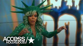 Wendy Williams Faints On Live TV  Access Hollywood