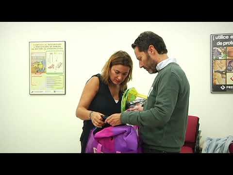 Entrega mochilas Fundación Amigos de Galicia 19 9 19