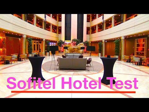 Sofitel Luxembourg Europe ✨ NEW Review ✨ 4 STAR City HOTEL EXPERIENCE
