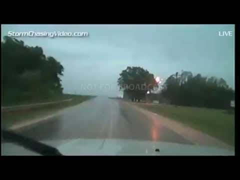 6/16/2014  Midwest Storm Chase LIVE #4