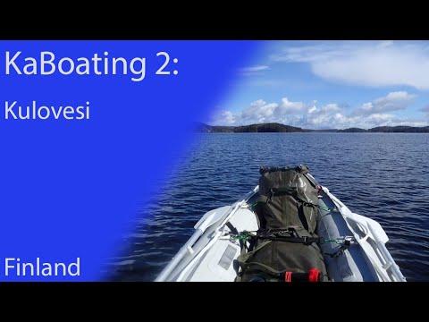 A boat trip to Kulovesi, Finland 2017