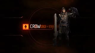 NEW EVOLVE DLC! 4TH TRAPPER CROW - FULL GAME FOOTAGE!