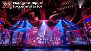 Olly Murs Sings Twist And Shout X Factor 2009 Final - Olly Murs Twist And Shout