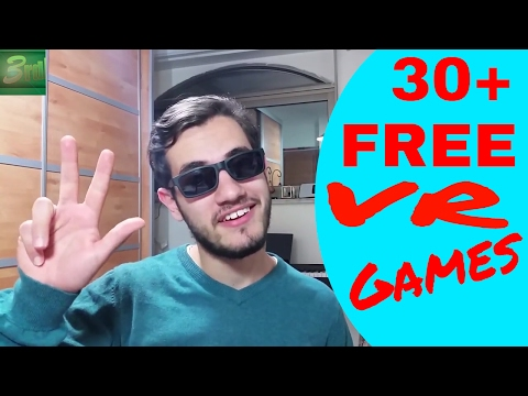 30+ FREE Virtual Reality Games (No Controller) On Phone For Cheap People (Like You) Ios/android