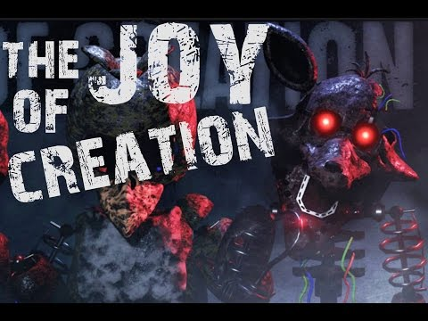 Scriest Game Ever! | The Joy of Creation Reborn Intro