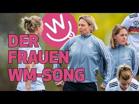 Der Frauen WM-Song
