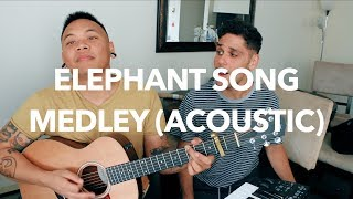 "Moulin Rouge  ""Elephant Song Medley"" ft. Perry Sherman | AJ Rafael"