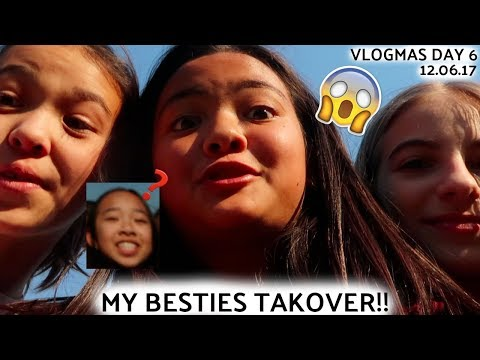 Download Youtube: MY BESTIES TAKEOVER!! VLOGMAS DAY 6 | Nicole Laeno