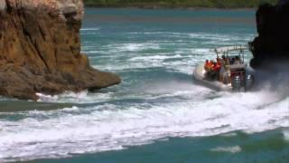 Horizontal Falls Action HD