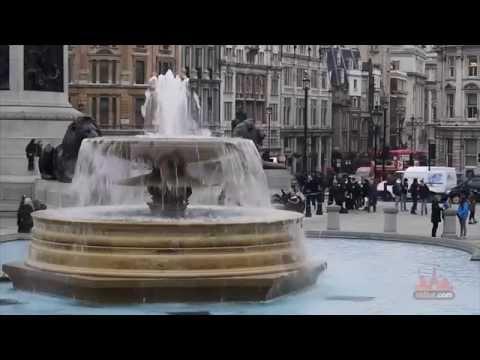 Explore Trafalgar Square - London: Video Travel Guide