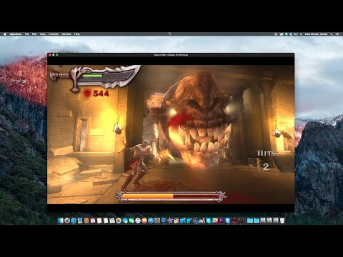 How to play Playstation games on Mac (OSX)