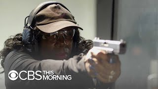 "Inside the largest African-American gun group: ""I'm not goin' down without a fight"""