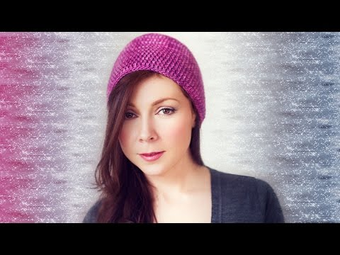 How To Crochet Beanie Hat For Beginners