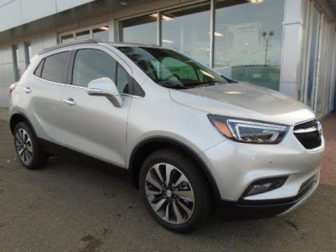 2018 Buick ENCORE Premium AWD Review Mp3