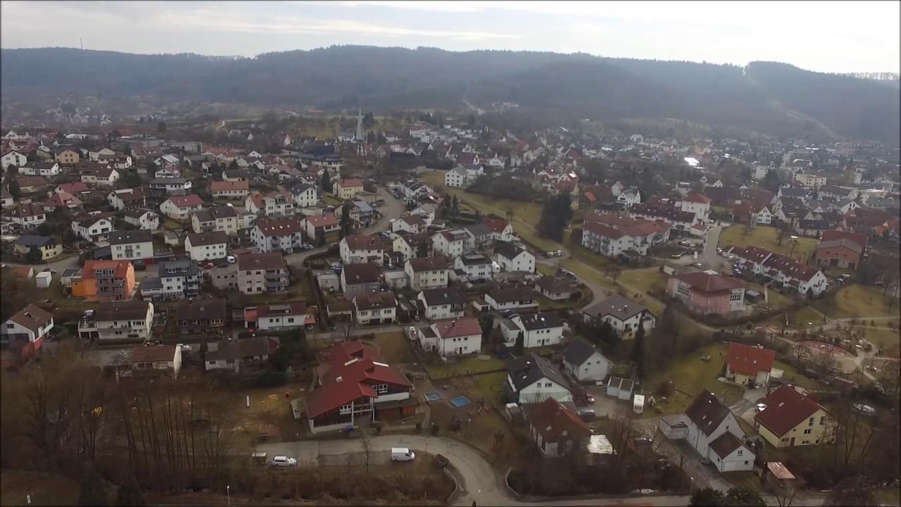 Allmersbach Im Tal Aerial Photographs Youtube