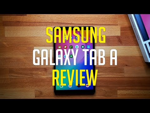Best Budget Tablet Under $200 In 2019 | Samsung Galaxy Tab A (32GB) Review