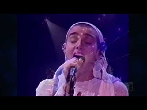 Sinéad O'Connor & Sting - My Special Child (live) 1991