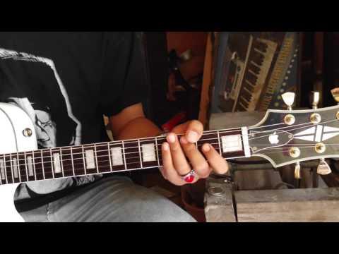 LAST CHILD - SELURUH NAFAS INI Tutorial Gitar ( Cover By Resnu Andika Swara )