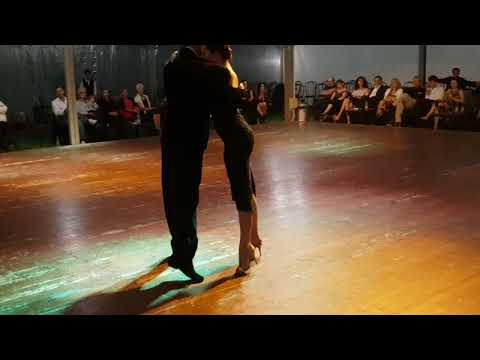 Stefano Arioli & Chiara Luisi  Tenuta Canta Torino 07-09-2018   2/4