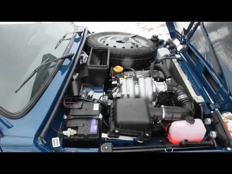 VAZ Niva 2015 21214 Test Drive Engine