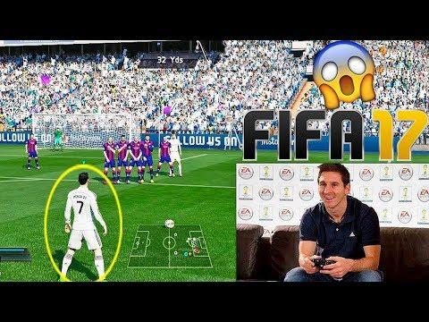 Futbolistas Famosos Jugando FIFA ft. Messi, Agüero, Keylor, Neymar, Di Maria, Casemiro, & Mas..!
