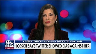 Loesch Says Big Tech's Anti-Conservative Bias 'Not Up for Argument': 'The Evidence Is There'