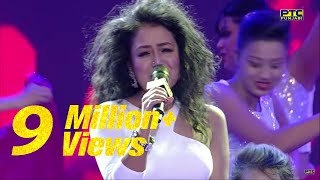 NEHA KAKKAR Performing at PTC Punjabi Music Awards 2016 | Biggest Celebration | PTC Punjabi