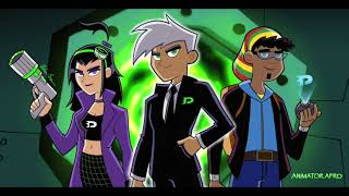 Danny Phantom 10 years later (Fan-Art and theme remix)
