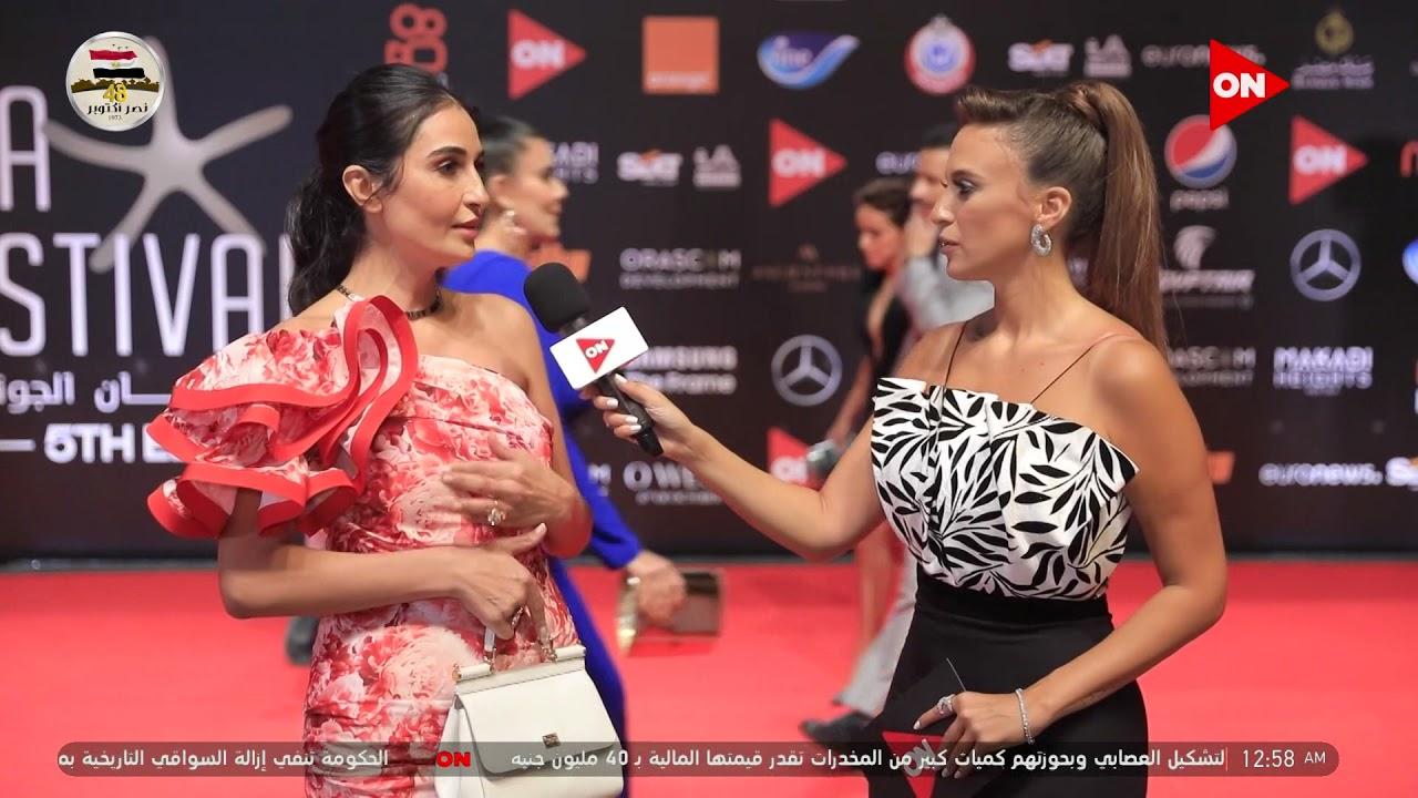 فاطمة ناصر توضح أبرز القضايا اللي بتناقشها سينما شمال افريقيا#مهرجان_الجونة  - نشر قبل 13 ساعة