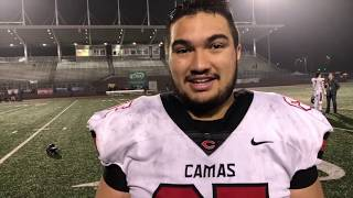 Camas players dissect championship victory