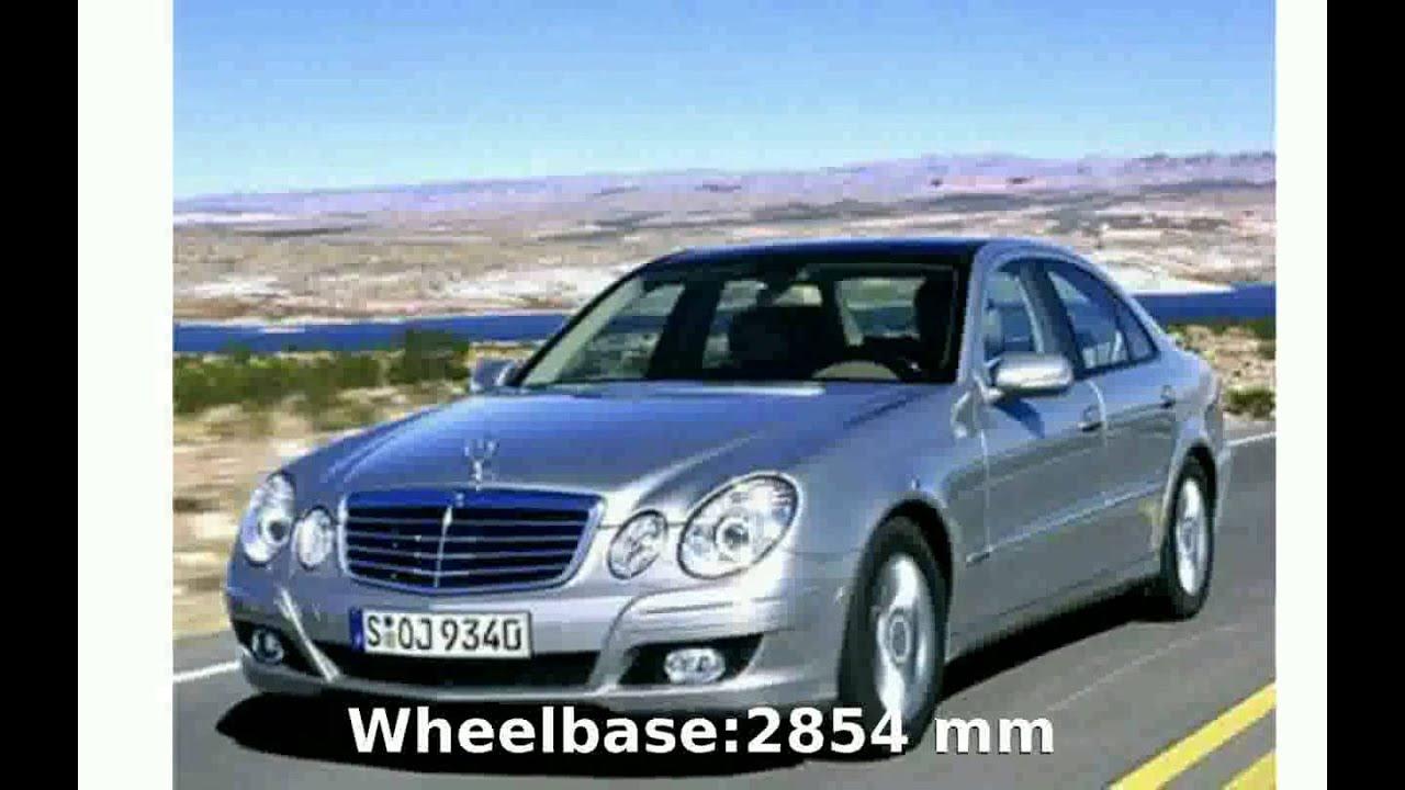 2002 Mercedes Benz E 200 Cdi Specs And Details