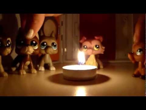 Lps - The Dare  (part 1)