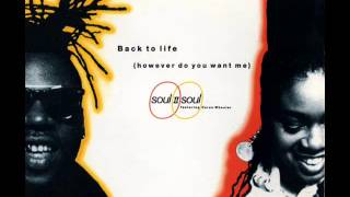 Soul II Soul - Back To Life (Jam On The Groove) HQ AUDIO