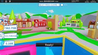 LAG :v - Roblox Indonesia Om Nom Simulator